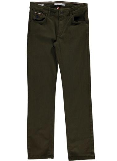 U.S.Polo Assn. Pantolon Haki